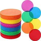 Gejoy Spot Markers Floor Spots Circles Sitting Dots for Classroom Preschool and Kindergarten (54 Pieces)