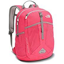 The North Face Youth Recon Squash Backpack - honeysuckle pink/purdy pink, one size
