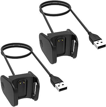 Amazon.com: KIMILAR - Cargador para Fitbit Charge 3, cable ...