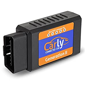 Original Carly for BMW Wifi Adapter Generation 2 Iphone and Ipad - Best App for BMW