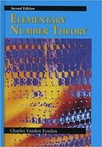 elementary number theory eynden solutions manual