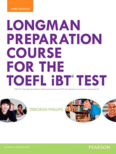 Longman Preparation Course for the TOEFL® iBT Test, with My