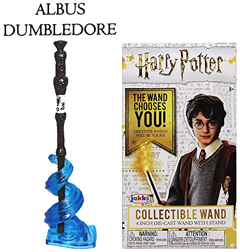 - Harry Potter Diecast Wand Albus Dumbledore With Stand 4