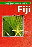 Front cover for the book Lonely Planet Fiji by Robyn Jones