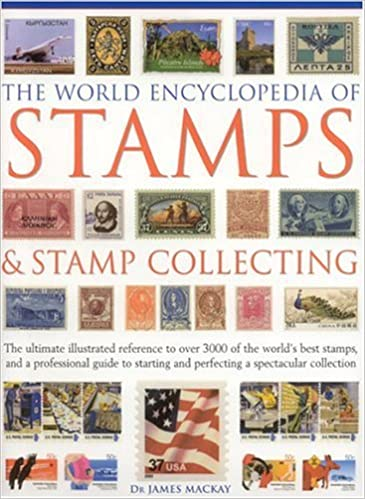 guide to stamp collecting collectors series