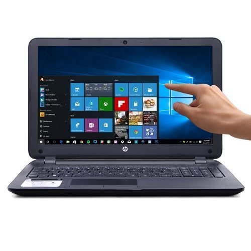 HP 15-f387wm 15.6 Touch AMD Quad-Core A8-7410 2.2GHz 4GB 500GB DVDRW Laptop