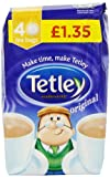 Tetley Tea, 40 Count Tea Bag