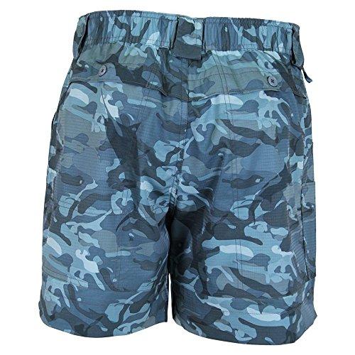 AFTCO ME2 Camo Original Fishing Shorts