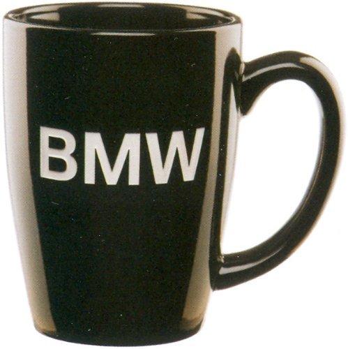 BMW Genuine Black Ceramic Classic Mug OEM