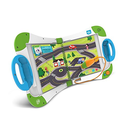 - LeapFrog LeapStart Interactive Learning System, Green (Frustration Free Packaging)