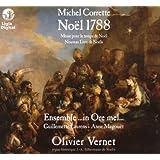 Noël 1788 : Messe Pour Le Temps De Noël - Nouveau Livre De Noëls Avec Un Carillon