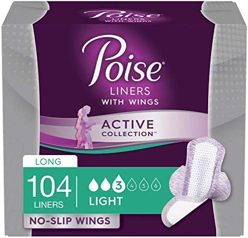 Poise Collection Incontinence Absorbency Packaging product image