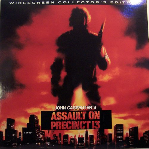Assault on Precinct 13 / Widescreen Collector's Edition / (Laserdisc)