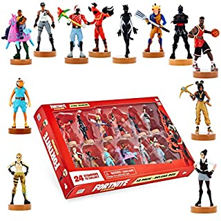 fortnite battle royale collection best of solo skull trooper purple magnus musha wingman a i m cloaked shadow 6 packs of action figures amazon price tracker pricepulse fortnite battle royale collection best