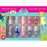 Suncoat Girl 10 Mini Nail Polish Kit, Flare and Fancy