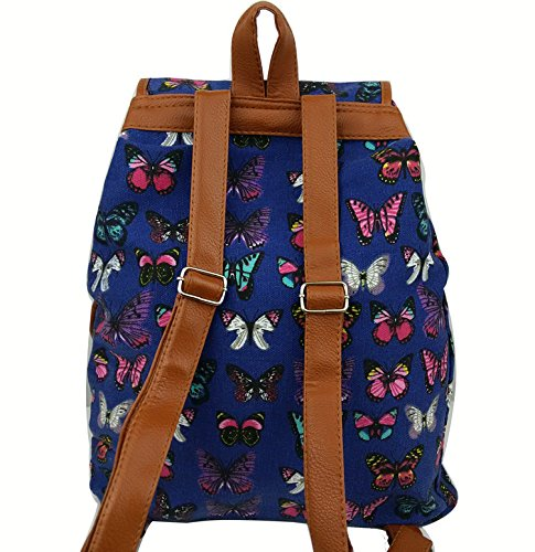32 Bag for College Tote No Shoulder Womens Style Flap Bucket Ethnic Handbag Catkit Boho Backpack Drawstring w7xU4Z