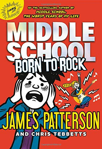 Middle School Born Rock Book