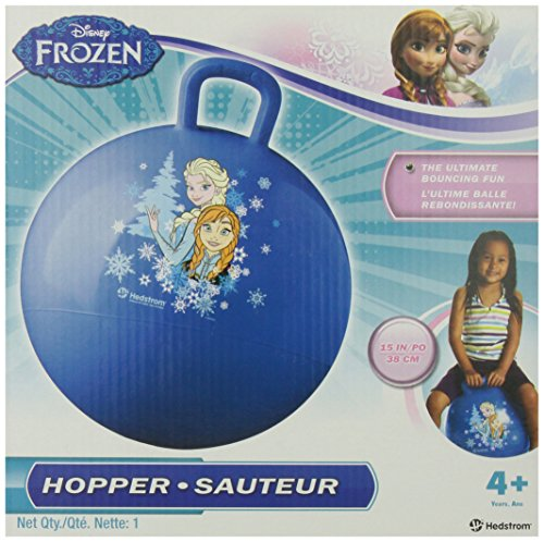 - Hedstrom 55-8580 Disney Frozen Hopper, 15-Inch