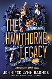 The Hawthorne Legacy (The Inheritance Games,…