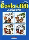 Boule et Bill - Dargaud 28 : Les quatre saisons par Roba
