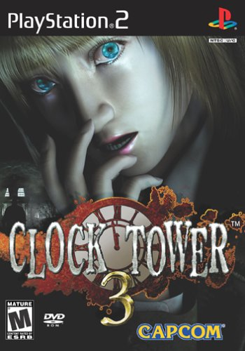 Clock Tower Ps2 - 1