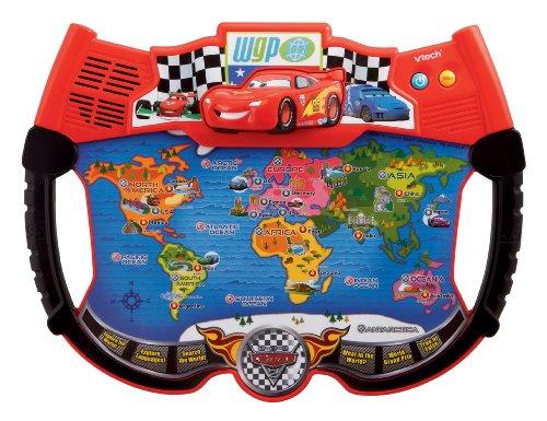 VTech - Disney's Cars - Lightning McQueen Atlas by VTech
