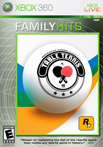 Table Tennis Xbox 360 product image