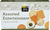 365 Everyday Value Assorted Entertainment Crackers, 8.8 oz