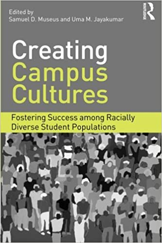 Creating Campus Cultures book cover