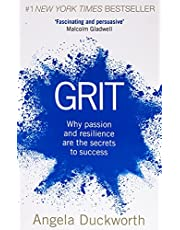 Grit - The Power of Passion and Perseverance by Angela Duckworth: Why passion and resilience are the secrets to success