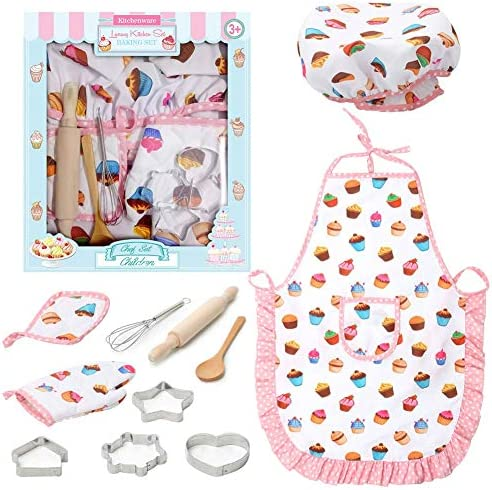 Costume Toddler Cooking Baking Apron product image