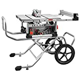 Skil SPT99-12 10'' Heavy Duty Worm Drive Table Saw & Stand