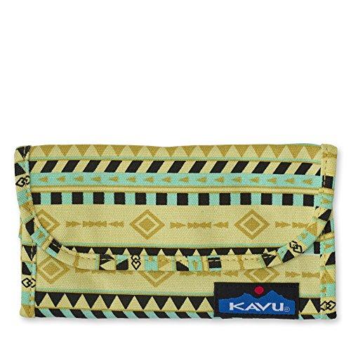 Tri Fold Belt - KAVU Women's Big spender Backpack, Gold Belt, One Size