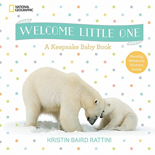 (Welcome Little One: A Keepsake Baby Book)