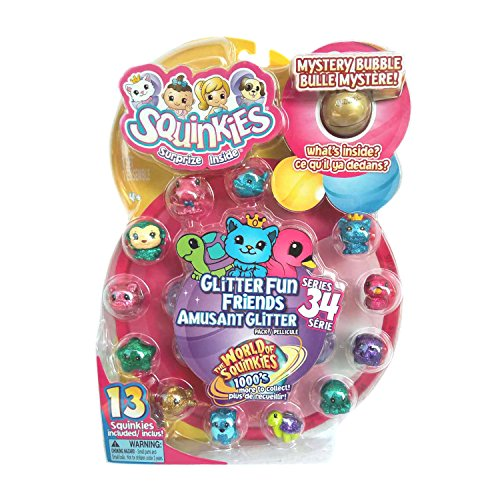 Squinkies Bubble Pack Series Thirty four product image