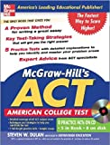 McGraw-Hill's ACT 2010, Steven Dulan, 0071456813