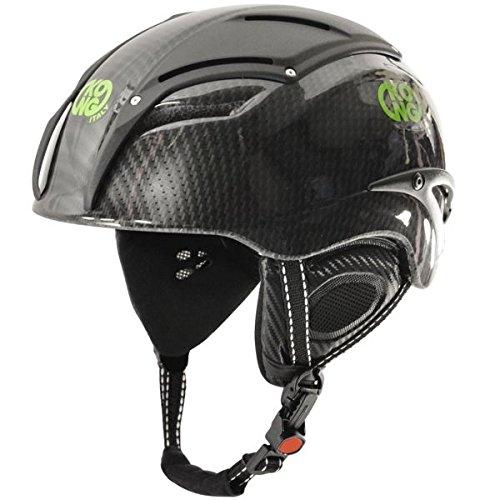 Kong Kosmos Full Helmet Small/Medium Black by KONG USA