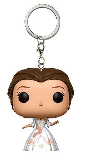Llavero Disney Beauty and the Beast Pocket Pop! Keychain ...