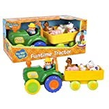 Kidoozie G02033 Funtime Tractor Toy