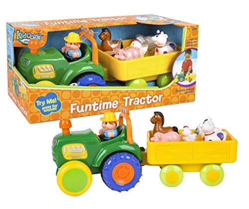 Animal Mcdonalds - Kidoozie Funtime Tractor