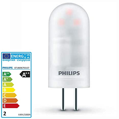 Philips CorePro 1 7W G4 A++ Warm White LED Bulb - LED Bulbs