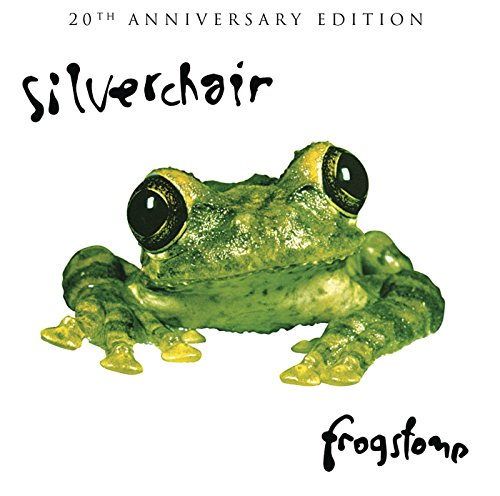 Original album cover of Frogstomp by Silverchair