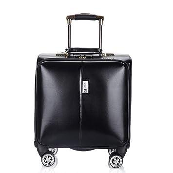 87b4e40adee5 GJF Suitcase, Lightweight PU Travel Bag, Unisex Large Capacity ...