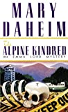 Front cover for the book The Alpine Kindred by Mary Daheim