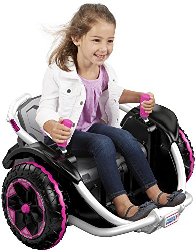Power Wheels Wild Thing, Pink/White]()