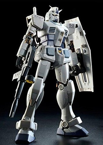 Premium Bandai limited RG 1/144 RX-78-3 G-3 Gundam Model Kit Japan (Gundam Magnet)