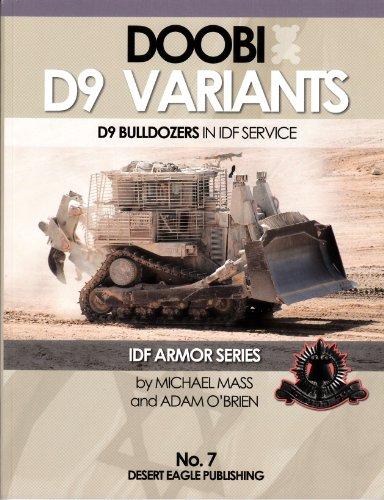 DEP0007 Desert Eagle Publications - Doobi D9 Variants in IDF Service (In IDF Service)