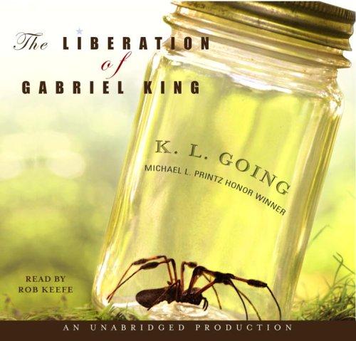 Liberation/Gabriel KI(Lib)(CD) by Brand: Listening Library