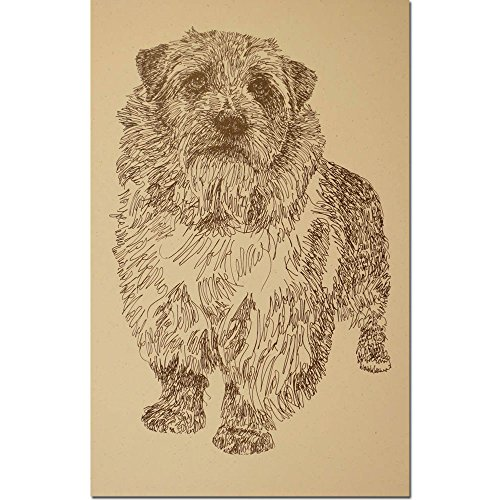 Kline Dog Lithograph - 8