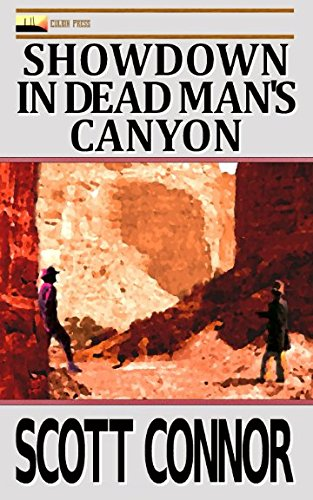 book cover of Showdown in Dead Man\'s Canyon